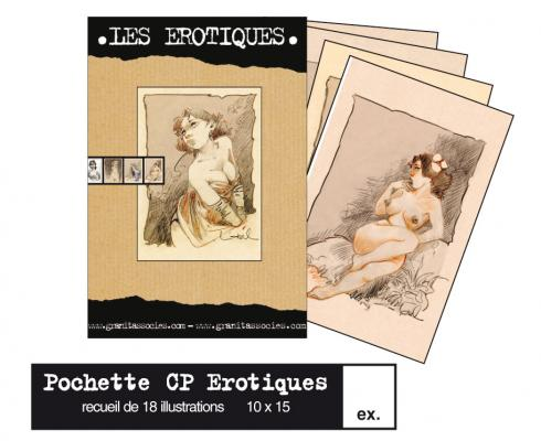 Loisel Erotique Carte Postale